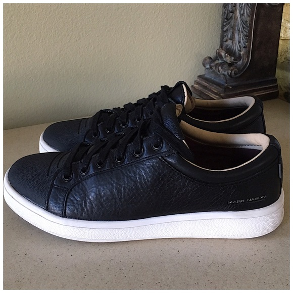 Mark Nason Los Angeles Leather Sneakers